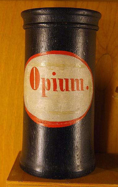 380px-Apothecary_vessel_Opium_18-19_century