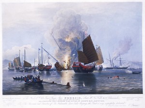 The Second Opium War