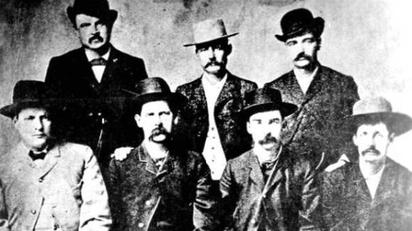 Hoodoo Brown and the Dodge City Gang - Photo Courtesty of List25.com