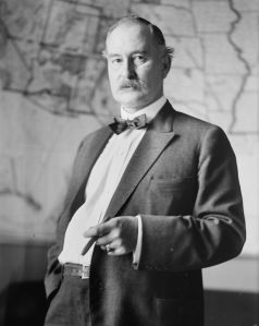 Secretary Albert Fall