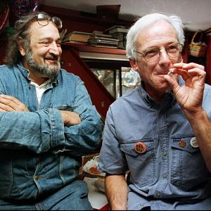 Dennis Peron and Jack Herer - Heroes of Marijuana
