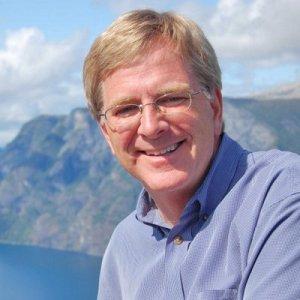 Consortium Spokesman Rick Steves