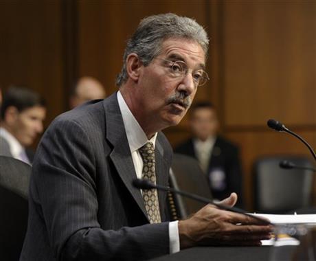 Deputy Attorney General James Cole