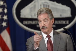 Deputy AG James Cole - Federal Marijuana Czar