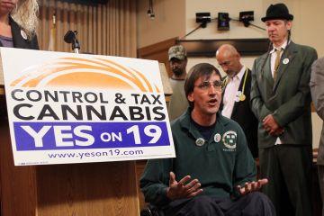 Richard Lee & The Marijuana Mafia