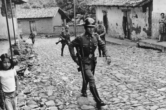El Salvador Civil War