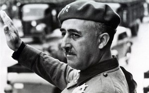General Francisco Franco of Spain