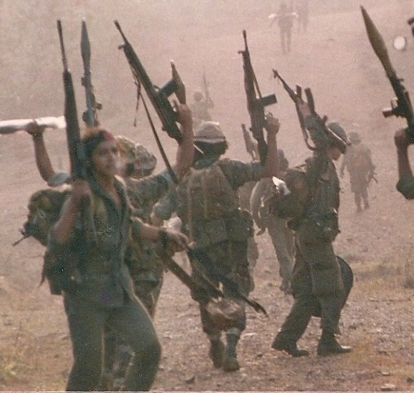 Contra War - 1980s