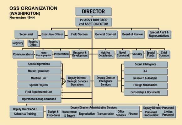 OSS Structure