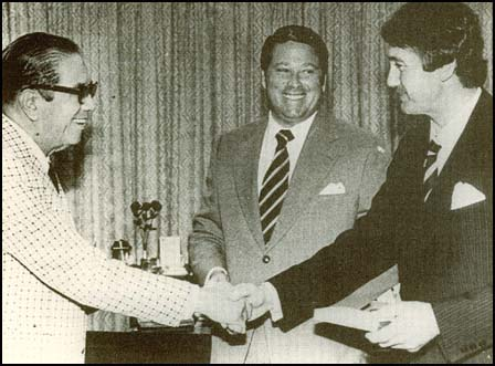 Paul Helliwell (Left)