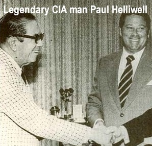 Chief of OSS China - Paul Helliwell