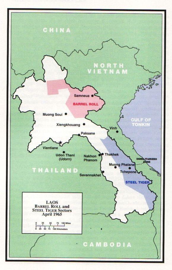 Laos Secret War