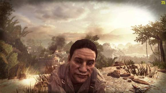 Noriega in Call of Duty