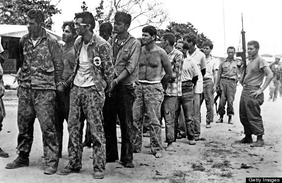 Bay of Pigs - Captured Agents