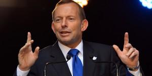 Australian PM Tony Abbot