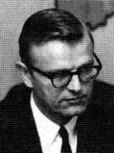 CIA Chief Ted Shackley