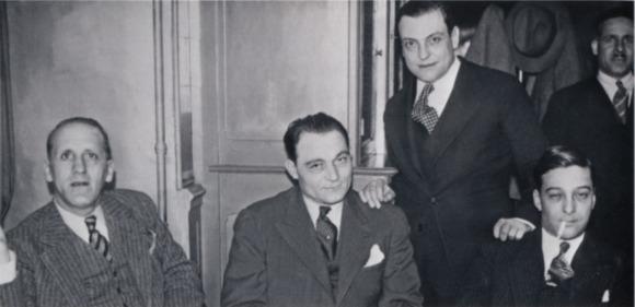 Sabiani, Carbone and Spirito