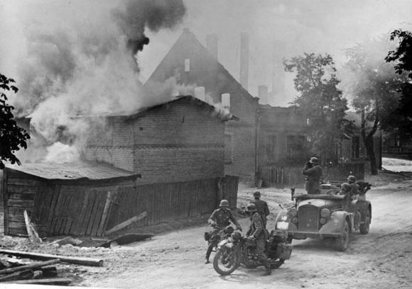 Nazi Invasion in Poland