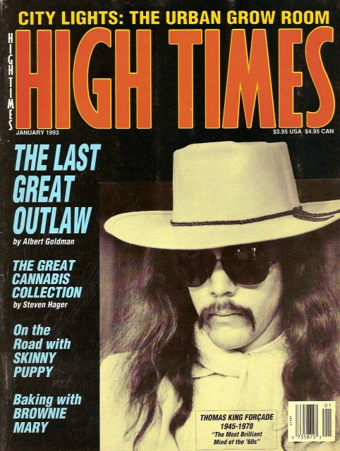Tom Forcade on High Times Magazine
