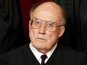 Chief Justice William Rhenquist