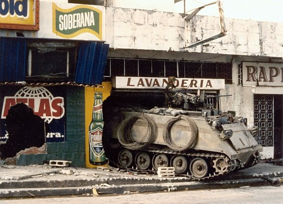 Invasion of Panama 1989